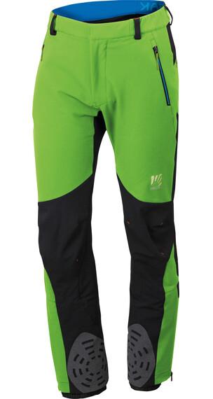 Karpos Express 300 lange broek Heren groen/zwart